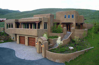 DGStamp Architects Don Stamp NCARB Southeast Southcentral Idaho Western Montana Architect Sun Valley Idaho Residence