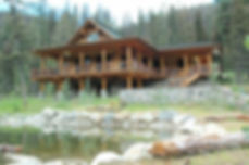DGStamp Architects Don Stamp NCARB Southeast Southcentral Idaho Western Montana Architect Lemhi County North Fork Lost Trail Pass Idaho Residence