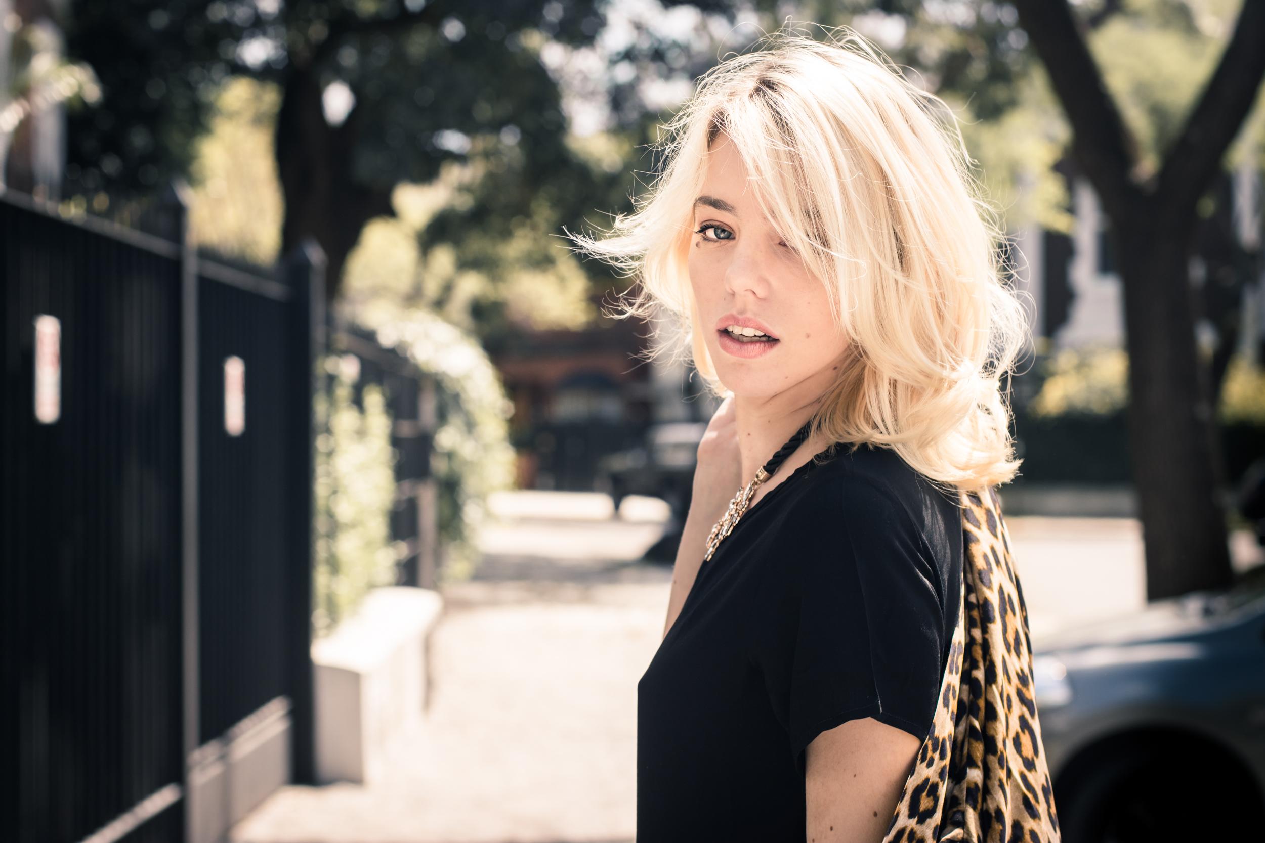 Lise Amiach para HELENA indumentaria