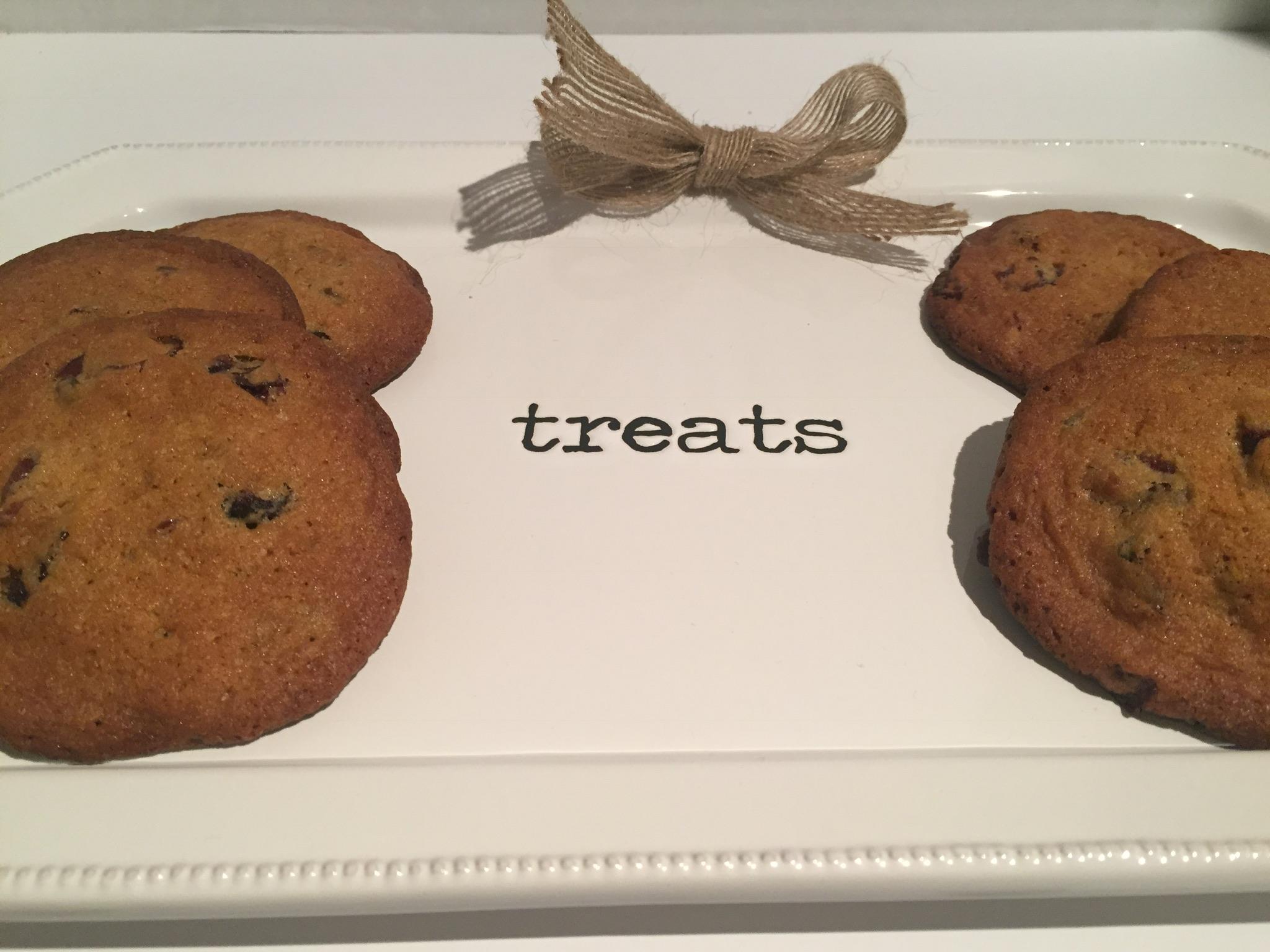 Crantini Cookies