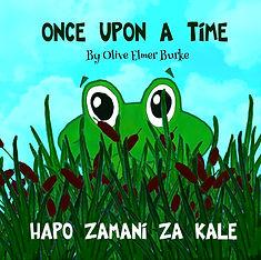 Books, Swahili, Bilingual, Tanzania, Ebook, Children, picture, title, preschool, nursery, green, frog, olive, elmer, burke