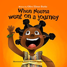 olive_elmer_burke_when_neema_went_on_a_journey_children_book_black_girl_preschool_culture_african_ebook_orange