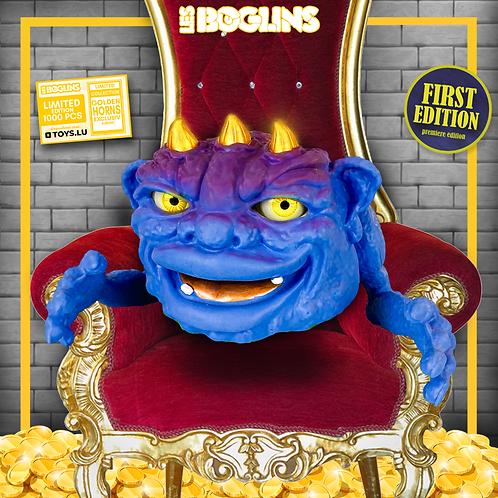 Boglins Gold Horned - King Vlobb (série limitée)