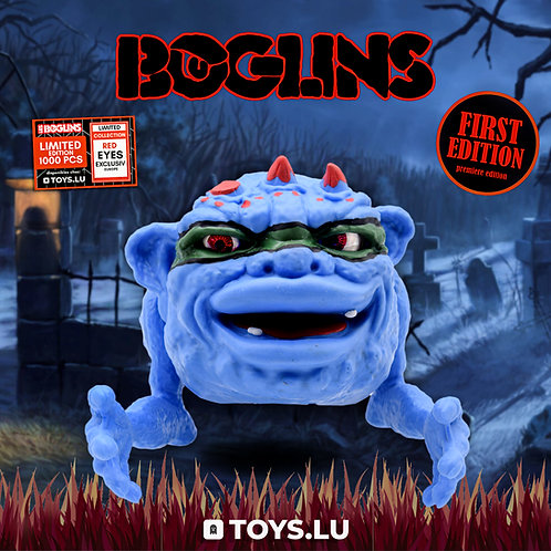 Boglins Red Eyes - King Vlobb (série limitée)