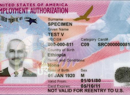 USCIS Fortalece Requisitos de Elegibilidad de Empleo para Solicitantes de Asilo