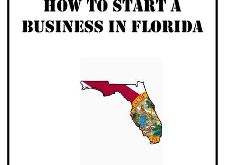 ¿Qué Tipo de Empresa me Conviene Formar en Florida?