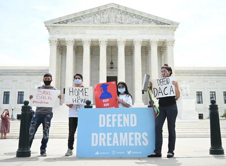 Corte Suprema de EE.UU. decide en contra del gobierno de Trump para terminar DACA