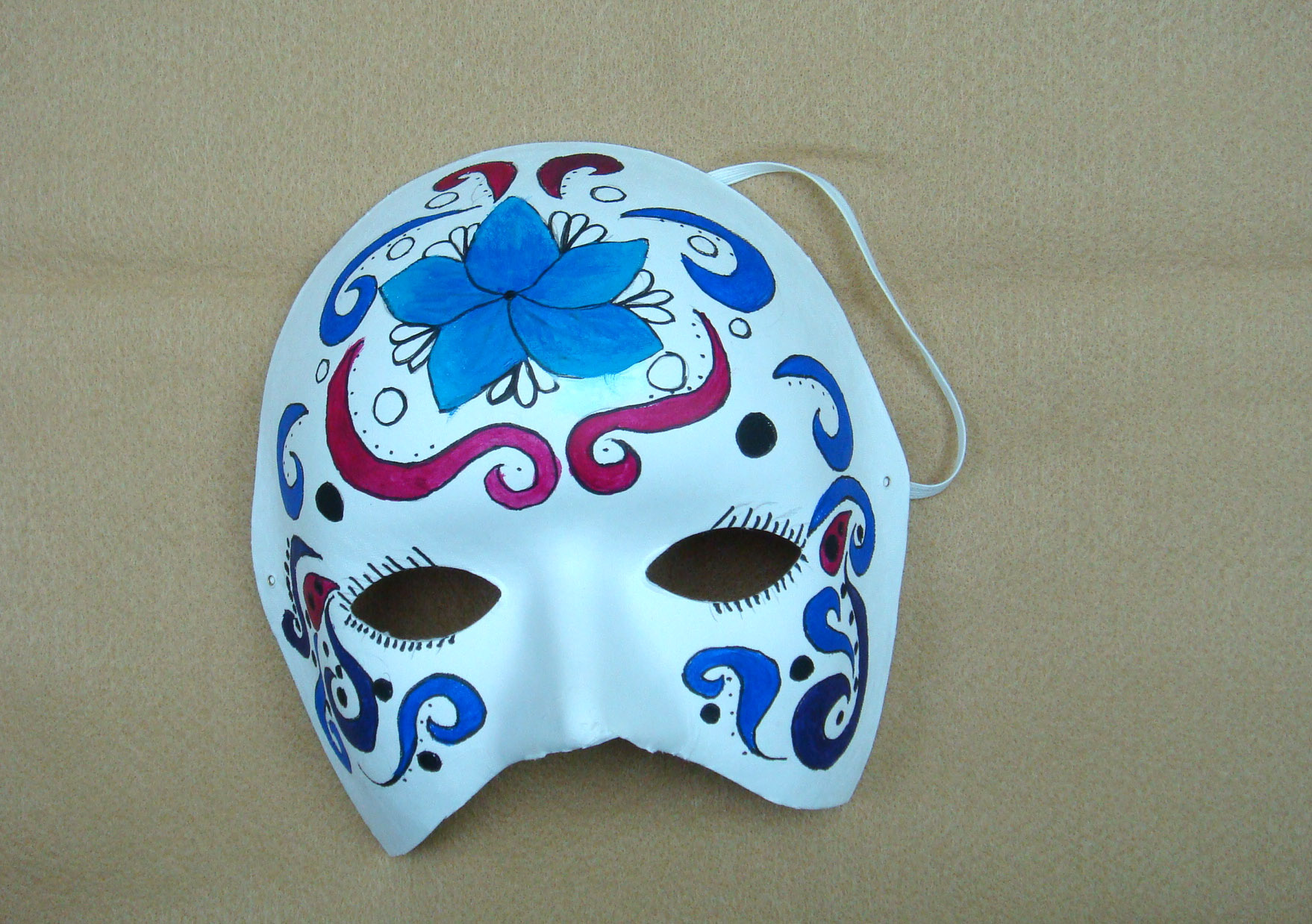 Role-play mask