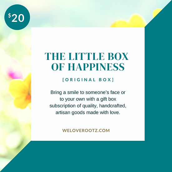 The Little Box of Happiness (Original)