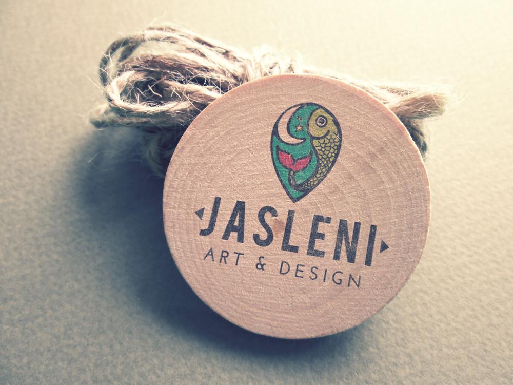 Logo Design by Jasleni Art & Design