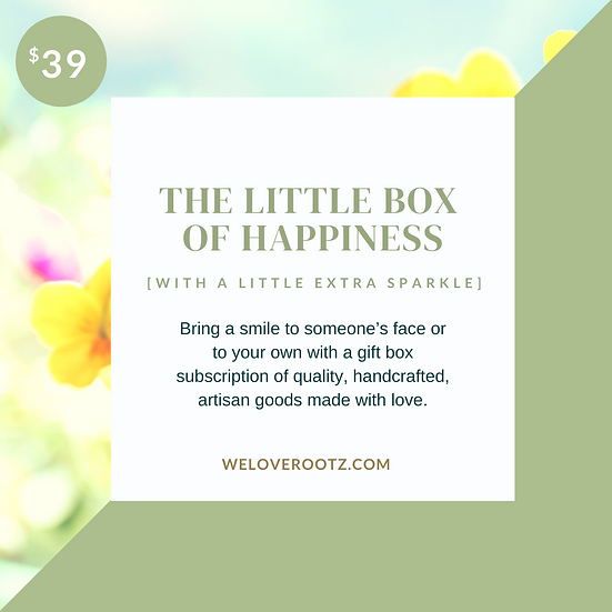 The Little Box of Happiness (Extra Sparkle)