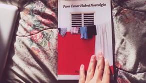 Para Cenar Habra Nostalgia - Book Review