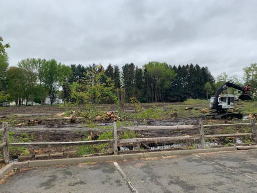 POPULAR GYM CLEARING LAND…NEW CHIROPRACTOR IN GLEN LOCHEN