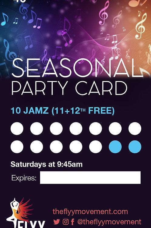 Seasonal Party Cards