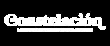 constellation starry logo white tagline.