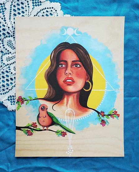 "Primavera (11""x14"" Print)"