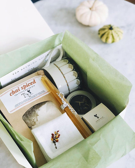 Tea Party Box For One