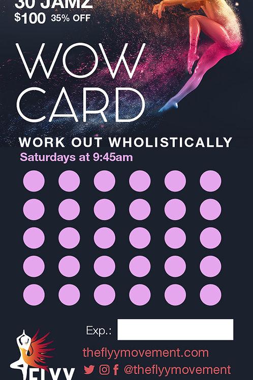 W.O.W. Cards