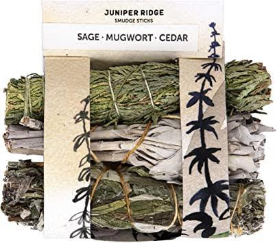 Juniper Ridge Mini Smudge Stick Mix