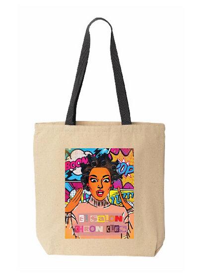 Signature Qlona Tote Bag