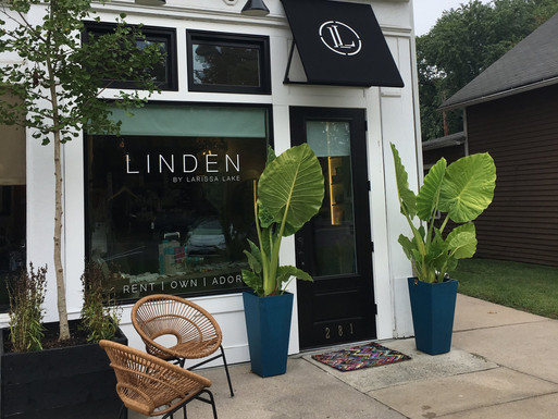 BOUTIQUE IN OLD WETHERSFIELD…NEW INTERIOR DESIGN FIRM