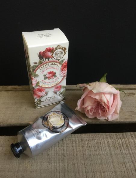 Crème mains Rose Régénérante Panier des Sens®