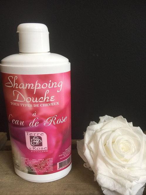 Shampoing douche à la Rose