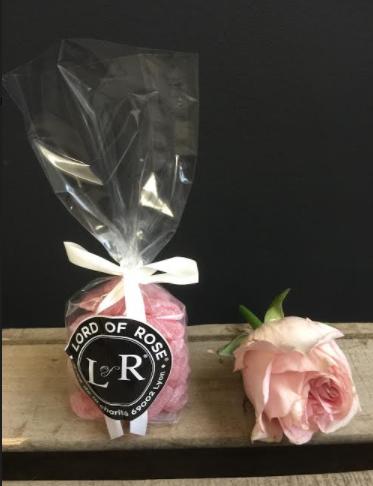Bonbons saveur Rose FLORIAN