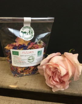 Mélange de fleurs L'Herbier de St Fiacre