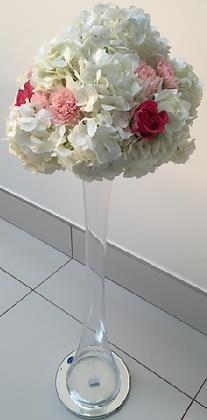 RE1 Wedding centrepiece flowers