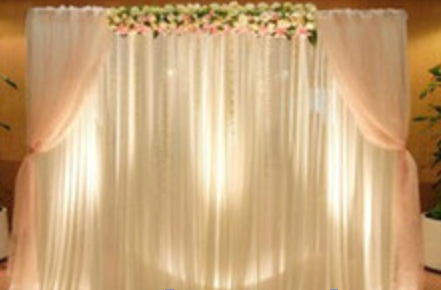 B1-Backdrop ideal for wedding
