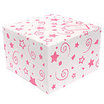 Balloon in a box- blue or pink