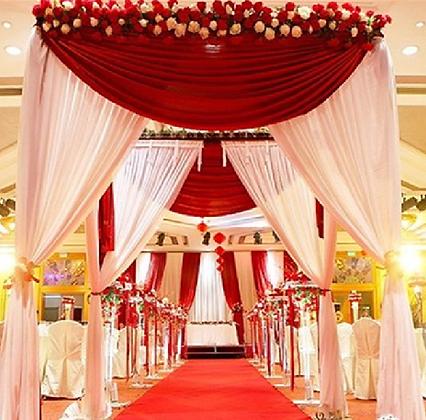 C3 Canopy drapes