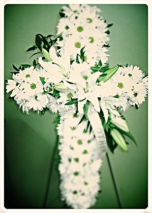 Cross wreaths
