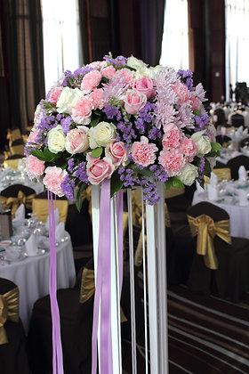 T130 - Luxury flower centrpieces