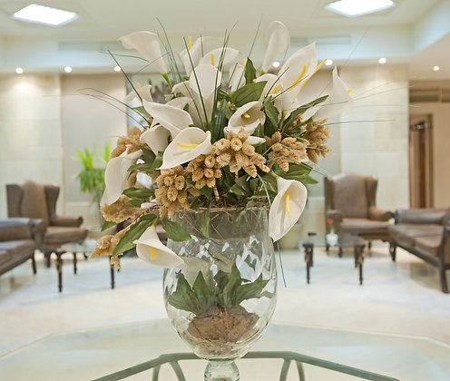 c2 Corporate flower display or events