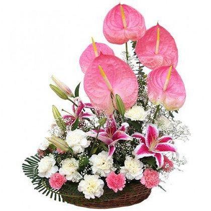 SH12  Flower arrangement
