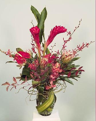 TF3 Tropical flower arrangment