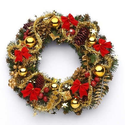 ch5 Christams wreath