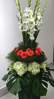 LFT1 Large floral tall display