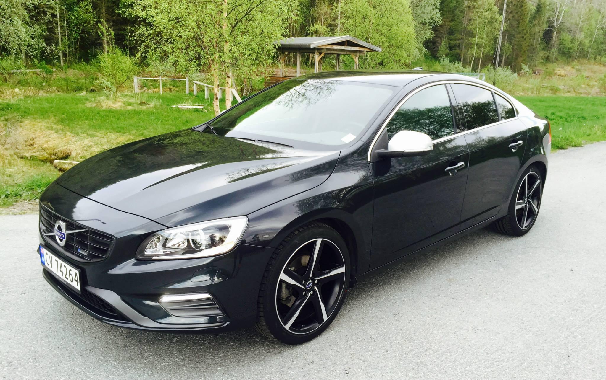 Ceracoat Ceramic nanóhjúpaður Volvo