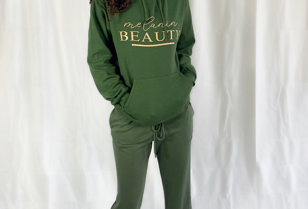Melanin Beauty Hoodie