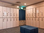 Male Locker Room