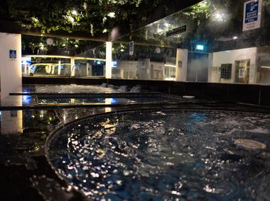 Male Pool Facilites