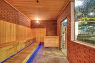 Male Finnish Sauna
