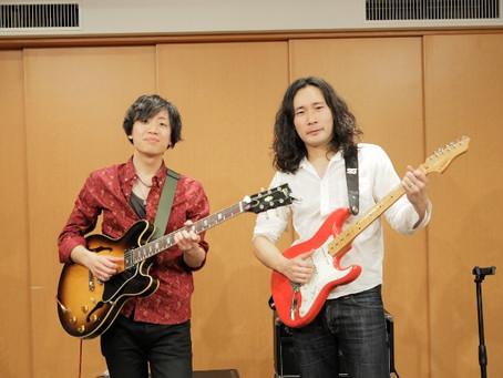 今堀良昭 with 中澤一陽 Guitar Live@長野