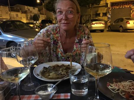 Lite italienskt i Spanien