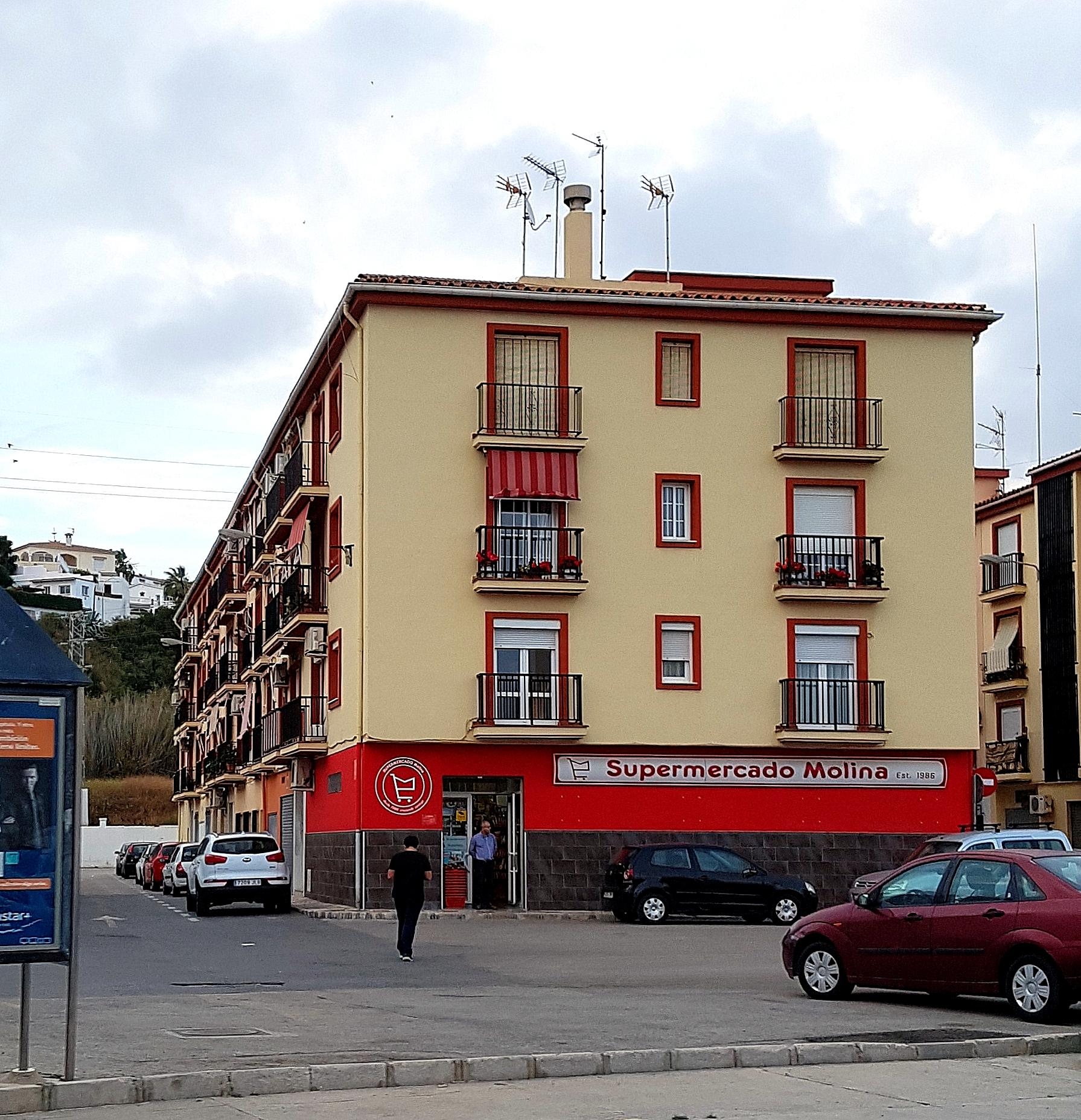 Huset från Avenida Andalucia