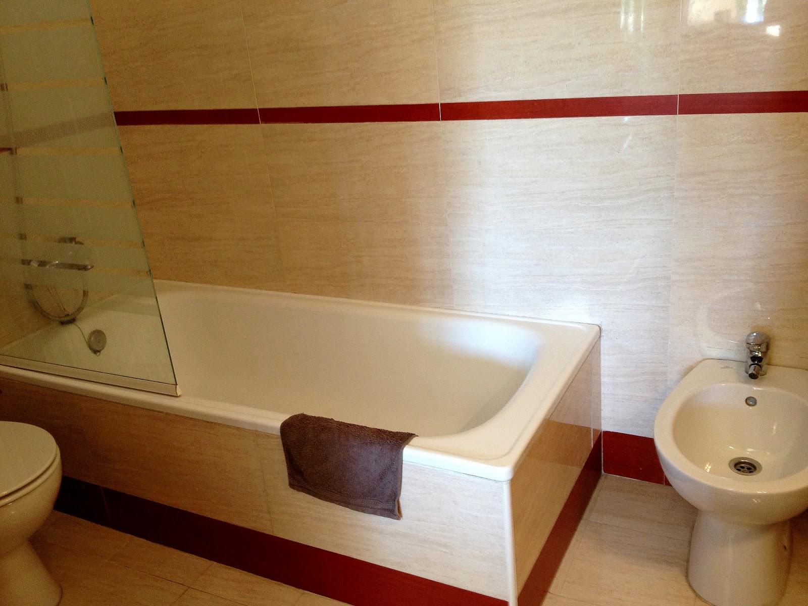 Badrum stort