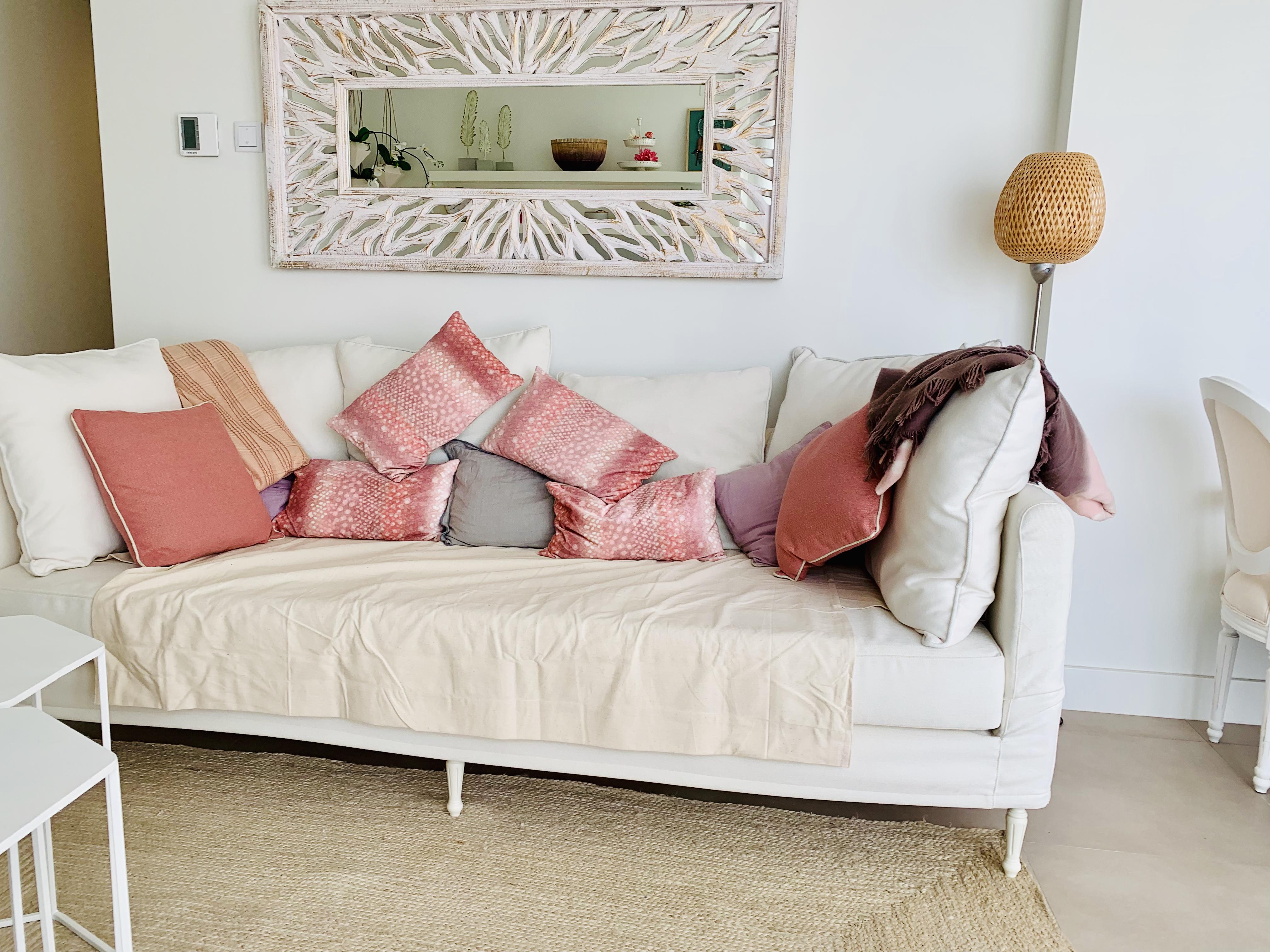 Mysig soffa